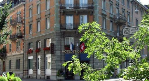 Hotel St Georges Zurich