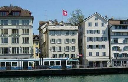 Krone-Limmatquai Hotel Zurich