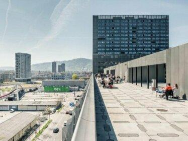 Penthouse with unique Zuerich view