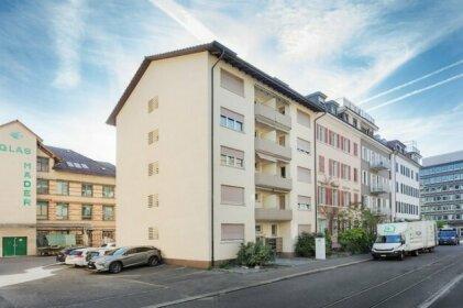 VISIONAPARTMENTS Zurich Freyastrasse