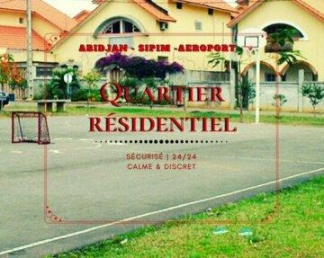 Appartement Cosy a Abidjan