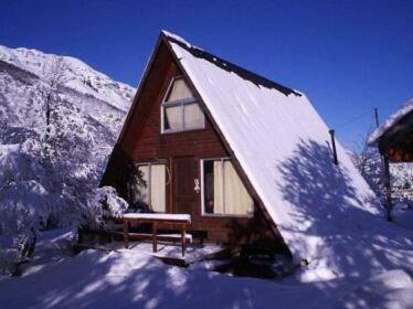 Cabana en Termas de Chillan