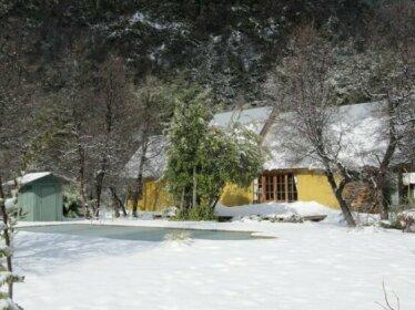Techo nevado