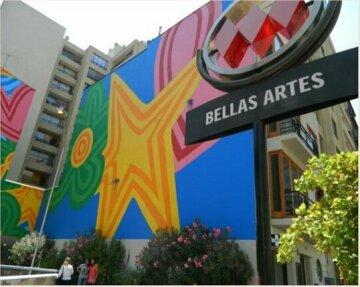 Bellas Artes Loft Duplex Amoblado Diario