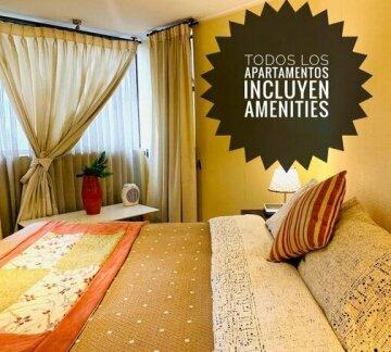 Infinity Apartments Departamentos Amoblados Santiago Centro