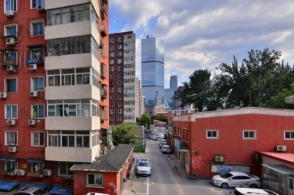 Beijing Chaoyang Central International Trade Center Locals Apartment 00119480