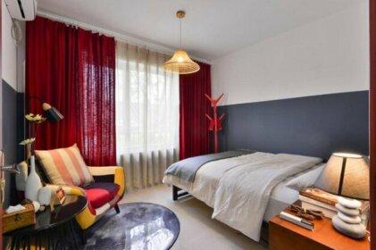 Beijing Chaoyang Wangjing SOHO Locals Apartment 00121330
