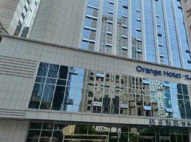 Orange Hotel Select Dalian Zhongshan Square Renmin Road