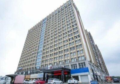 Borrman Hotel Fangchenggang North Railway Station
