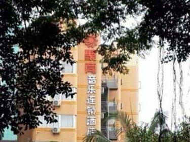 Jushang Music Chain Hotel Fuzhou Xihu
