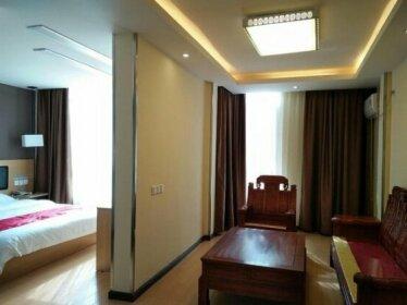 Thank Inn Chain Hotel Jiangxi Jian Erqi Road