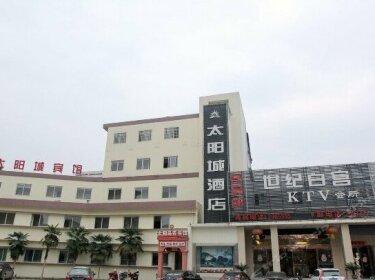 Taiyangcheng Hotel Jingzhou