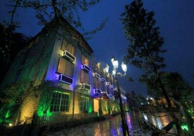 Panshan Tingquan Tuwo Holiday Resort