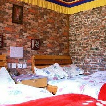 Lijiang Lugu Lake donkey Apgar Hotel