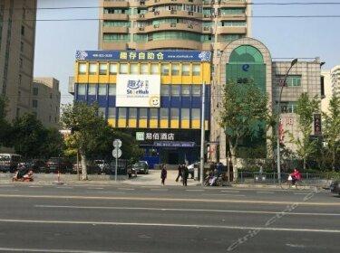 100 Inn Shanghai Changyang Road Metro Station