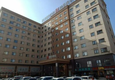 Borrman Hotel Shanghai Pudong International Airport