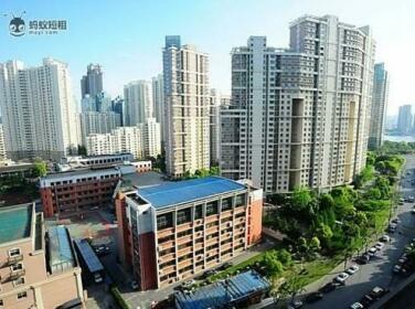 DingJu Family Apartment Ba Bai Ban