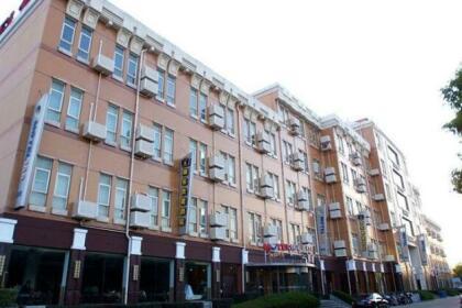 Motel 168 Shanghai Shuansha Road