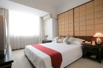 Rayfont Hotel & Apartment Shanghai