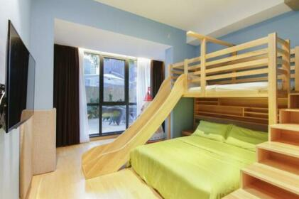 Shanghai Sweetome Vacation Apartment East Nanjing Road