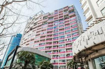 Shanghai Yopark Serviced Apartment Film Garden