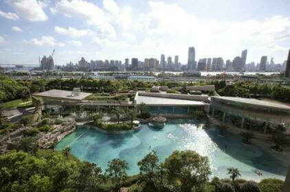 Yopark Serviced Apartment-Shimao Riviera Garden