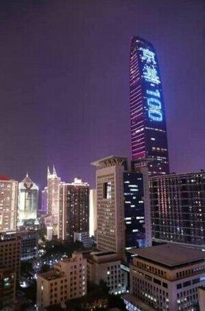 Proud Way Hotel Shenzhen Kingkey 100 Shopping Mall