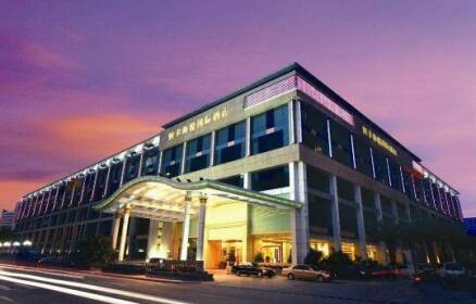 Shenzhen Hengfeng Haiyue International Hotel Baoan