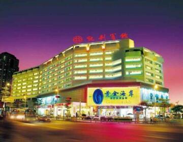 Shenzhen Kaili Hotel Guomao Shopping Mall