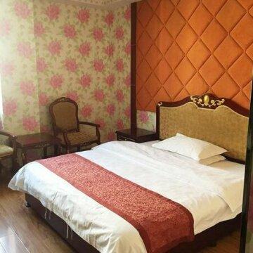 JUNYI Hotel Jiangsu Suzhou Kunshan Hengshan Road High-Speed Rail South Station
