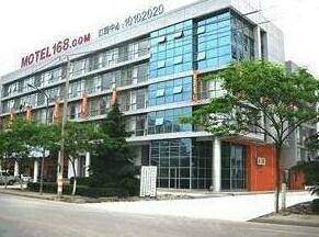 Motel 168 Kunshan Hong Qiao Road Inn