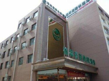 GreenTree Inn Hebei Tangshan Qian'an Fortune Center Business Hotel