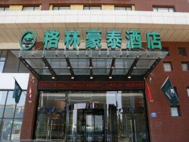 Greentree Tangshan Nanhu Jindi Business Hotel