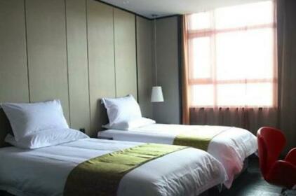 He Yi Hotel Urumqi Li Yu Shan Road Branch