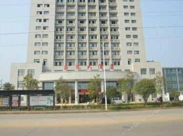 Xinlong Hotel Caidian Wuhan