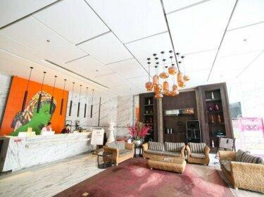 Shengjing Yijia Hotel Xiangyang Lamei