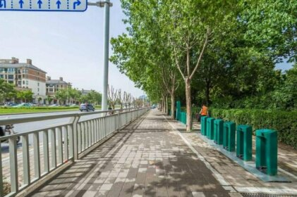 Zhengzhou Jinshui Provincial Government Locals Apartment 00161830