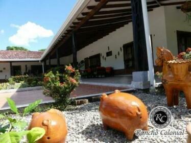 Rancho Colonial Casa Campestre