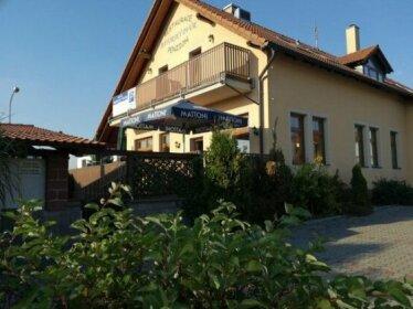 Restaurace - penzion Bavorsky dvur