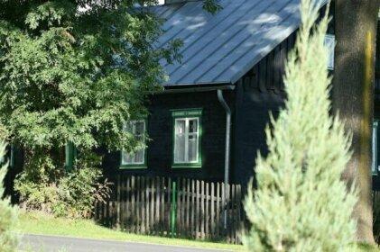 Roubenka Zlate Hory Jeseniky Mountains