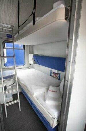 Schlafwagen-Hotel