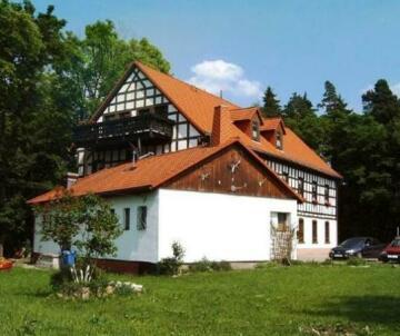 Waldhotel Zu den drei grauen Ziegenbocken Serba