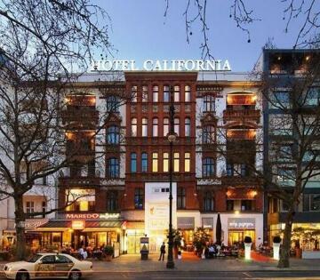 Hotel California am Kurfuerstendamm