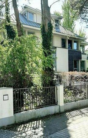 Luxury Stadtvillen Wohnung mit idyllischem Gartenbereich