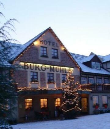 Hotel Burg-Muhle