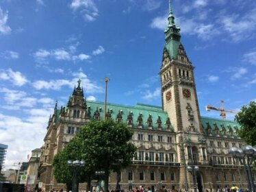Jugendherberge Hamburg Auf dem Stintfang