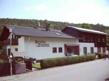 Pension Waldblick Hochst im Odenwald