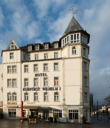 Best Western Hotel Kurfurst Wilhelm I
