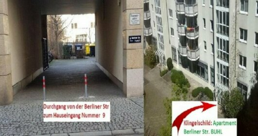Apartment Berliner Strasse