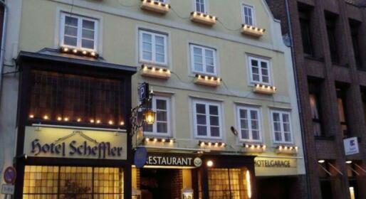 Hotel Scheffler Garni